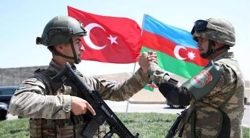 Türkiyə və Azərbaycan birgə hərbi təlimləri keçiriləcək - Video